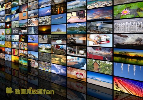 様々な動画サービス